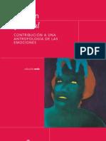 Myriam Jimeno - Crimen Pasional - Contribución a Una Antropología de Las Emociones