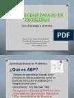 Aprendizaje Basado en Problemas2013