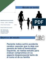 Estudio de Familia CESFAM N.F.T - Sector 2