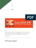 LECCION 4