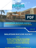 Malaysian Nuclear Agency Latest Eg at 039605