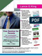 lk parent seminar