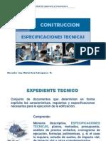 Especificaciones Tecnicas CONS.