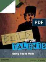 Using Trades Math