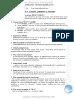 EI2301 IE Notes Full
