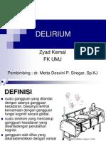 Delirium Zyad