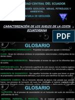 Caracterización de Suelos en La Costa_Evelyn Caiza y Ana Cristina Villavicencio