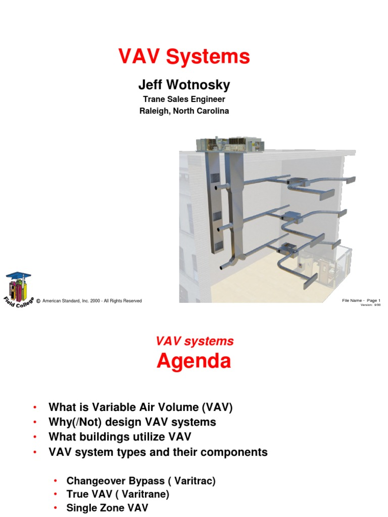 WRG-3209] Varitrane Vav Air Valve Wiring Diagram on