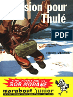 [Bob Morane-016]Mission Pour Thule(1956).French.ebook.alexandriZ