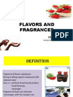 Introduction-Flavors and Fragrance