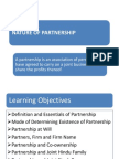 Chapter 18_Nature of Partnership