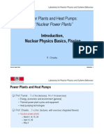 Nuclear Physics Basics