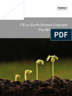 CK 12 Earth Science Concepts for Middle School b v77 7lr