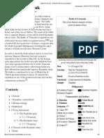 Battle of Yarmouk - Wikipedia, The Free Encyclopedia