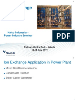 M. Ion Exchange