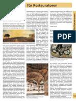 Info fur Restauratoren issue 2014-03
