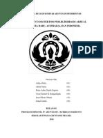 Kendala Penerapan Basis Akrual di Sektor Publik