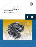 Ssp 820133 3.0l v6 Tdi Engine