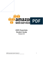 Architecting on AWS 2.5 Student Guide