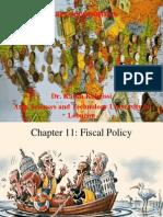 Macroeconomics Ch 11