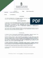 """2014.12.03. - Az NFH elutasító végzése a """"Sulfur golyócskák"""" megtévesztő termékelnevezése ügyében"""