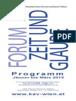 Programmfolder Winter 2015
