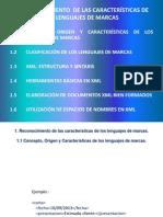 LMSGI 1. Reconocimiento de Las Características de Los Lenguajes de Marcas 2013 (Presentación)