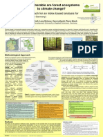 A methodological approach for an index-based analysis for Brandenburg (northeastern Germany)