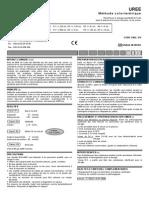 Urée Méthode colorimétrique.pdf