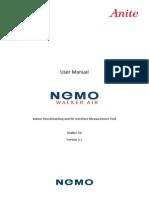 User Manual Nemo Walker Air 1.20