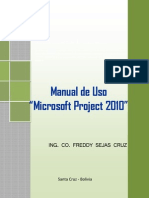 Manual.de.Uso.de.MS.project.2010 Freddy.sejas.cruz
