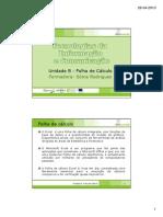 Diapositivos - Folha d eCálculo - Unidade B