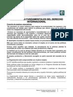 Lectura 41 - Postulados Fundamentales Del Derecho Internacional