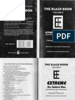 Christopher S. Hyatt - The Black Book Vol. II - Extreme - The Twisted Man
