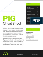 Mortar Pig Cheat Sheet
