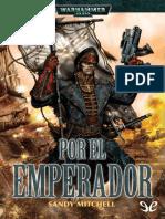 Por El Emperador - Sandy Mitchell - 12789 - Spa