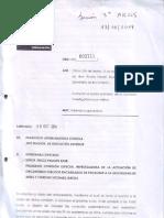 Informe sobre Universidad Arcis