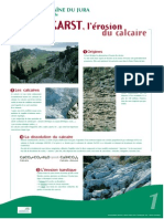 1 l'Érosion Calcaire