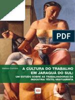 A cultura do trabalho em Jaraguá do Sul