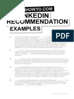LinkedIn-information