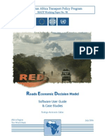 Road Economic Decision Model