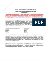 PLU Application Revision July 2014