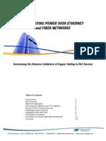 PoE and Fiber White Paper Omnitron
