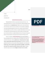 English Novel Paper Final