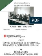 Extremadura implanta laINFORMÁTICA EDUCATIVA
