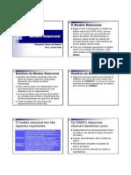 3 - Modelo Relacional e Normalização