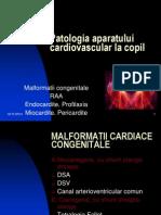 Patologia+aparatului+cardiovascular+la+copilASM2012final