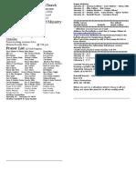 Locust Grove Bulletin for Jan 10, 2010
