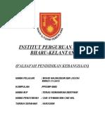 Institut Perguruan Kota Bharu-kelantan