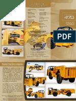 Brochure Dumper YM470